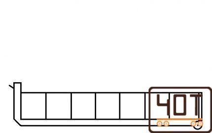 12 m 3 Konteineris, kablio tipo konteineris, hooklift konteineris, konteineris zvyrui, konteineris akmenims, konteineris smeliui, kebulas, kuzavas, platforma, 40t sunkioji technika3